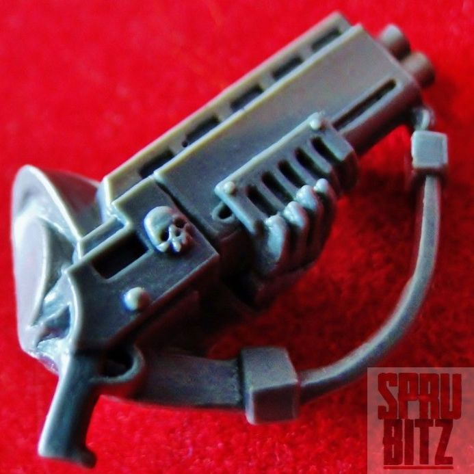 Space Marine Scout Left Arm Shotgun